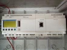 Scambio PLC Telemeccanique con Siemens S7-1214C DC/DC/DC