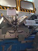 Troncatrice doppia testa alluminio pertici 500f2k