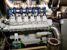 Cogeneratore a gas 144 KW outdoor