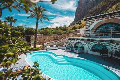 Vacanze in sicilia relax a villa Di Maria