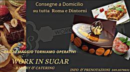 Consegne a Domicilio Dolce e Salato