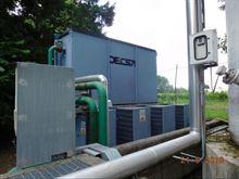Sistema dispersione calore e torre raffredamento