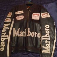 Elimino - Giubbotto Vera pelle originale Marlboro