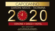 Veglione di Capodanno 2020 Giardini Naxos Taormina